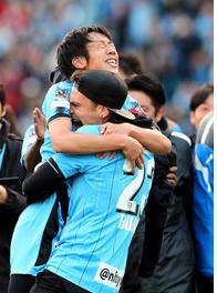 川崎F 優勝おめでとう!