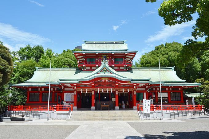 富岡八幡宮に神様は居ない 可能性