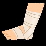 久しぶりゴルフ…相変わらず下手 アキレス腱炎も再発