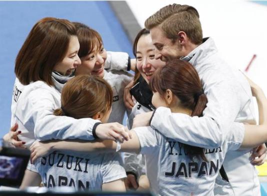 女子カーリング銅メダルおめでとう 本橋麻里の献身