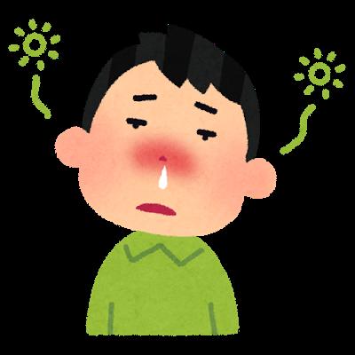 春だ。花粉症対策だ。 お勧めの対処法