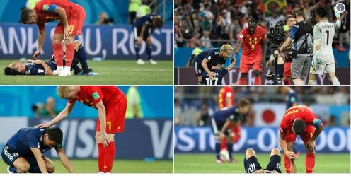 ワールドカップベルギー戦歴史に残る試合 日本代表かく戦えり(1)