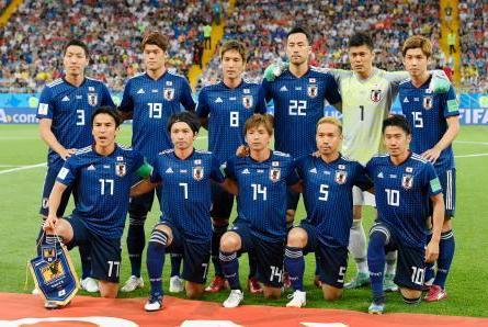 ワールドカップベルギー戦歴史に残る試合 日本代表かく戦えり(GIF)