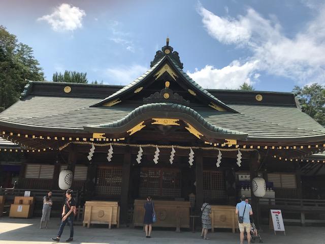 武蔵国総社 大國魂神社の魅力