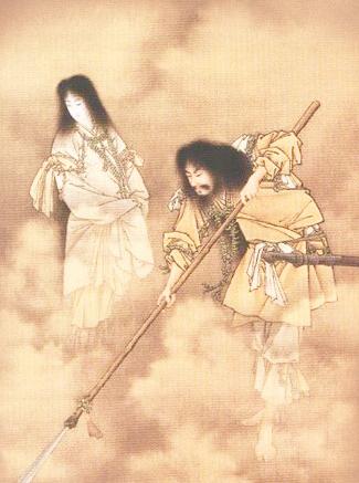 天空の三峯神社の凄さ 伊弉諾尊(いざなぎのみこと)